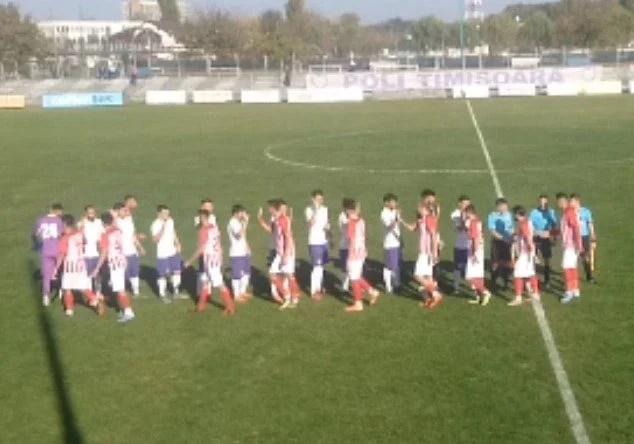 Livetext Liga 3-a, ora 15: ACS Poli Timișoara – Gloria LT Cermei 1-2, final