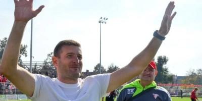 """Chemat la salut de la galerie, Balint a evitat să o înjure pe Poli: """"Rivalitatea sportivă e un ingredient al derby-ului, eu sunt educat puțin altfel…"""""""