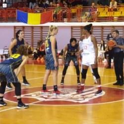 Doar apărarea s-a ridicat la înălțimea derby-ului din runda inaugurală: CSM Satu Mare - FCC Baschet Arad 62-54