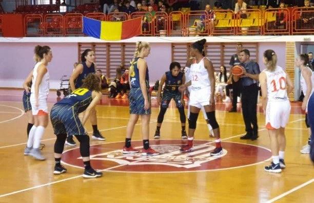 Doar apărarea s-a ridicat la înălțimea derby-ului din runda inaugurală: CSM Satu Mare – FCC Baschet Arad 62-54