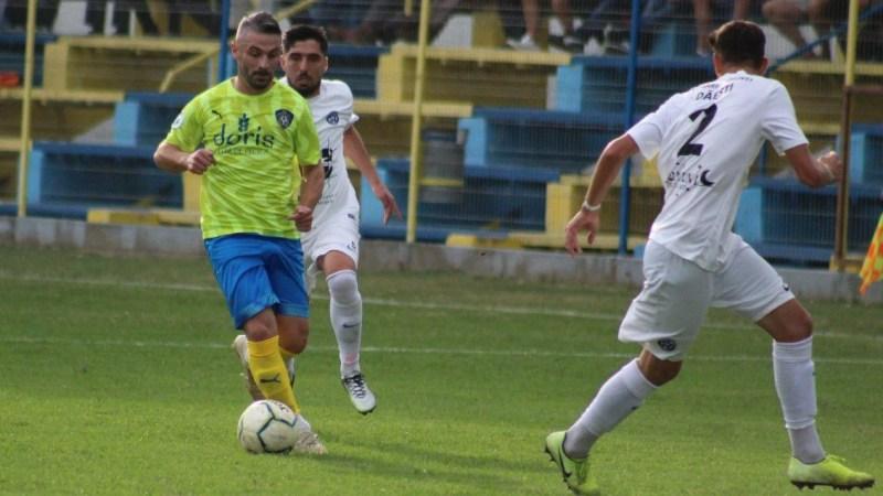 """Bozian, la primele goluri în tricoul Progresului: """"Pe fotbal am bătut Dăeștiul și tot pe fotbal suntem pe locul 2, vom fi surpriza plăcută a seriei!"""""""