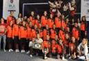Cel mai prețios trofeu din gimnastica aerobică românească a rămas pentru prima oară la Arad, în posesia CS Universitatea!