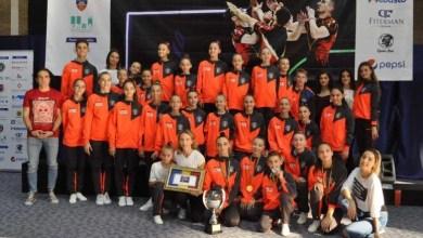 Photo of Cel mai prețios trofeu din gimnastica aerobică românească a rămas pentru prima oară la Arad, în posesia CS Universitatea!