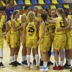 Gata cu joaca, FCC Baschet Arad începe abrupt noul sezon al Ligii Naţionale de Baschet Feminin!