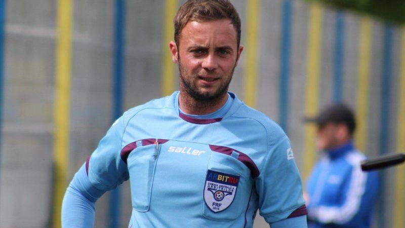 Meciurile și arbitrii etapei a 11-a a Ligii a IV-a Arad: Jurcă fluieră ultimul derby al turului!