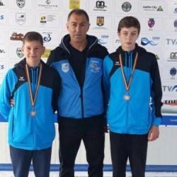 CSM Arad dă vicecampioni naţionali la kaiac - maraton