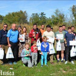 Arbitrii, observatorii și ziariștii arădeni au dat la pește la Cupa de toamnă AJF Arad! +FOTO