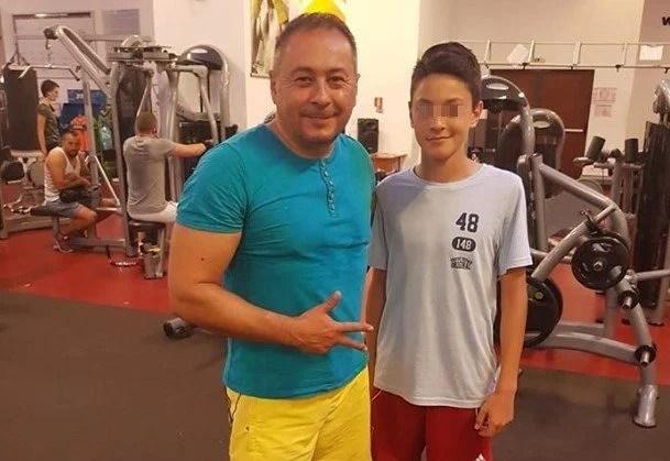 """Răzvan Ristin juca în Liga Elitelor când tatăl său își trăia ultimele clipe: """"Voi lupta în continuare pentru visul meu, pentru că știu că asta ți-ai fi dorit și tu"""""""