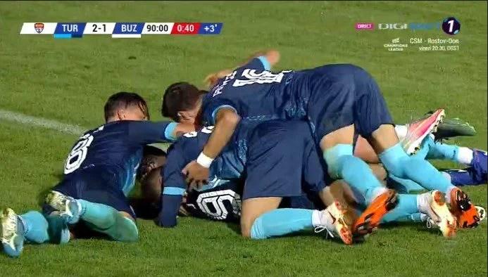 Liga a II-a, etapa a 10-a: Voicu îndulcește debutul lui Bratu, Turris își securizează primul loc!