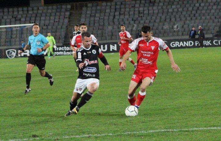 Live-text Liga a II-a, ora 17,45: U. Cluj – UTA 1-1, final