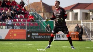 """Photo of Bolboașă a debutat în Liga 2-a pentru UTA fără gol încasat și cu pasă decisivă: """"Am avut ceva emoții, deși tot ce vine din fotbal este un bonus pentru mine"""""""
