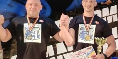 Lipovanii Avram și Bretean – medaliați la Cupa României la skandenberg