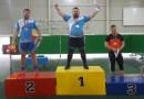 Halterofilul Sorin Cazacu e campion național la 46 de ani, Popa a urcat și el pe podium pentru AMEFA!