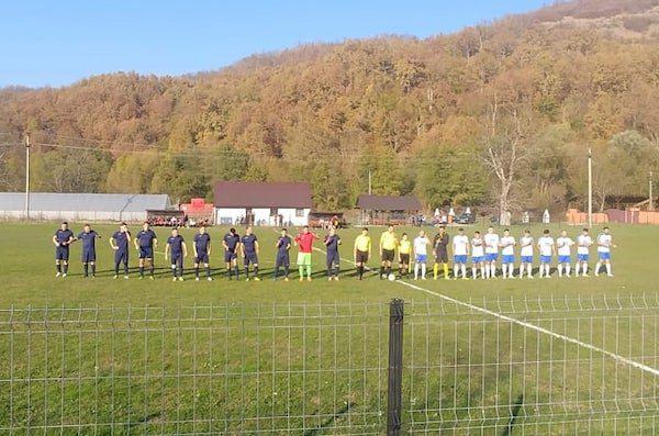 Portarul Matenț, erou în surpriza finalului de tur în Liga 5-a: Cetate Dezna – Viitorul Șepreuș 1-0
