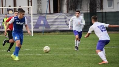 """Photo of Codrea, la prima """"dublă"""" în tricoul Crișului: """"Ca atacant mi-am făcut datoria pentru echipă, putem termina campionatul pe podium"""""""