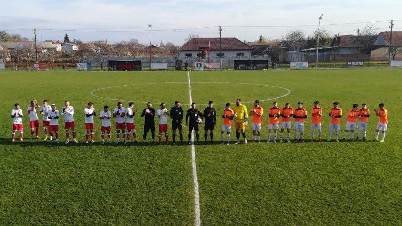 Restanță nedecisă și o nouă veste tristă pentru VI-FE: Victoria Felnac – Podgoria Pâncota 1-1