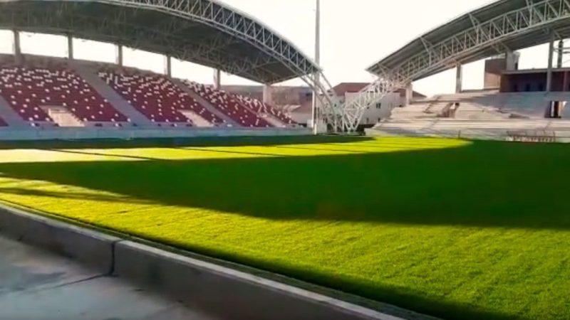 """Avem gazon pe """"Francisc Neuman"""", dar vor exista firme dispuse să termine stadionul în valoare de 53 de milioane de lei?"""