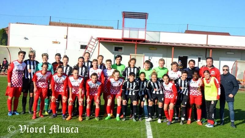 """E oficial: Piroș Security râmâne pe locul 5 la prima participare pe scena Ligii I la fotbal feminin: """"Înghețarea nu ne pică bine, la anul ne batem la titlu!"""""""