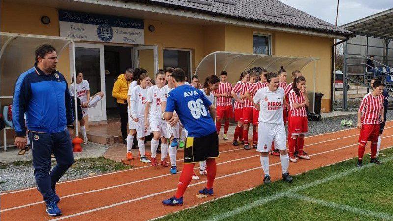 Statut respectat în Cupa României: Olimpic Star – AC Piroș Security 1-5