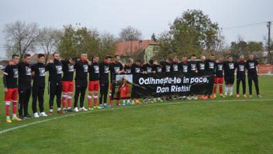 Photo of Spectacol în onoarea lui Ristin: Victoria Felnac – CS Beliu 4-1
