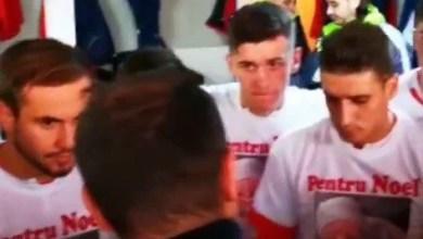"""Photo of VIDEO: Ultimele cuvinte ale lui Balint înainte de a-și trimite băieții la luptă cu Petrolul: """"Arătați că nu degeaba suntem cei mai buni!"""""""