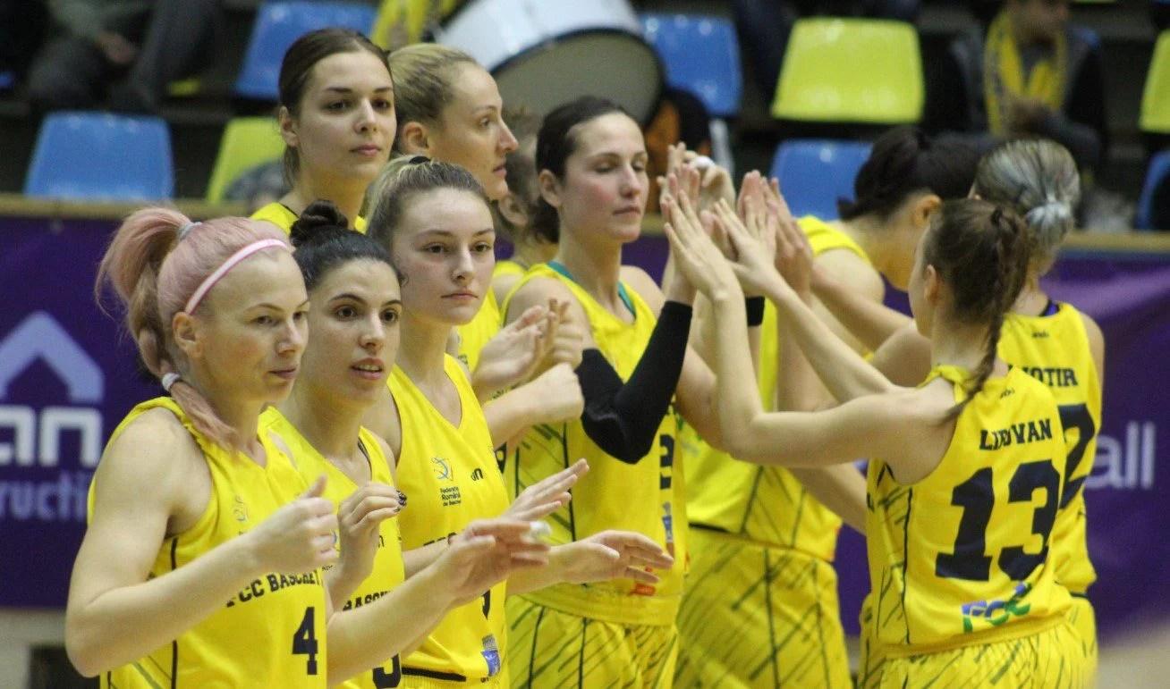 FCC Baschet Arad va avea doar șase adversari în noua ediție a Ligii Naționale, Târgoviște încă tremură pentru locul ei
