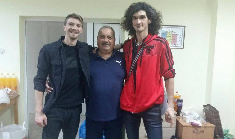 Bădiceanu şi Lelea, cei mai buni sportivi ai anului la Fan Arad