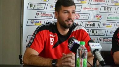 """Photo of Ilie promite marcaj strâns la Arnăutu: """"Sunt încrezător că vom face o partidă bună în fața propriilor suporteri și ne vom bucura la final împreună cu ei"""""""