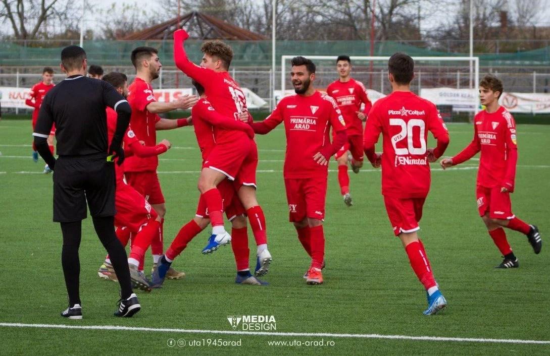 Liga Elitelor: CFR Cluj a plecat cu mâna goală de la Arad, juniorii Academiei UTA termină anul cu două locuri 1 și un loc 3! Viitorul – învinsă la Mediaș