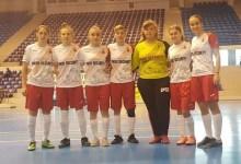 """Photo of """"Leoaicele"""" s-au mulțumit cu un punct la Cupa """"Laura Rus"""", dar au trei campioane în tricoul celor de la Luca Brașov"""