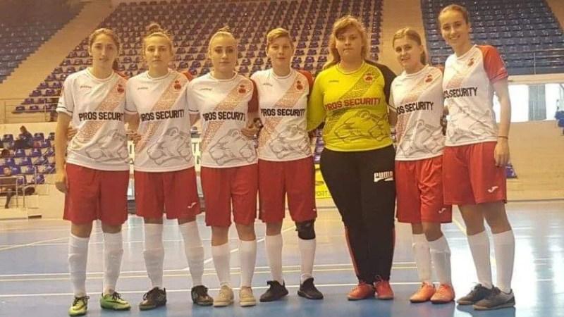 """""""Leoaicele"""" s-au mulțumit cu un punct la Cupa """"Laura Rus"""", dar au trei campioane în tricoul celor de la Luca Brașov"""