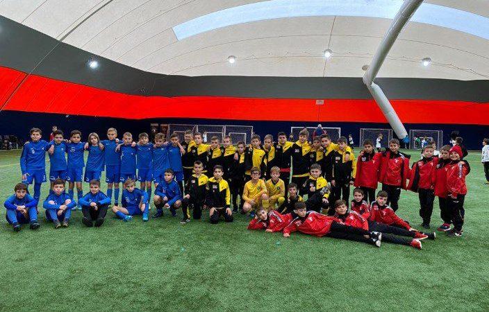 UTA 2009 a fost întoarsă de Academia Hagi de la 3-0 și a trebuit să se mulțumească cu un loc 5, la București