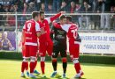 Florin Ilie e singurul utist care a evoluat în toate cele 21 de partide din prezenta stagiune, Iacob – cel mai bun portar din Liga 2-a conform InStat