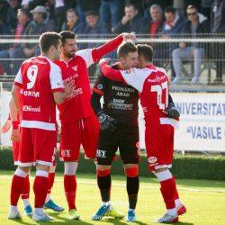 Florin Ilie e singurul utist care a evoluat în toate cele 21 de partide din prezenta stagiune, Iacob - cel mai bun portar din Liga 2-a conform InStat