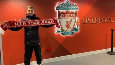 """Photo of Vulturar, după experiența la Liverpool: """"E o altă lume, oricine și-ar dori să facă pasul la un astfel de club"""""""