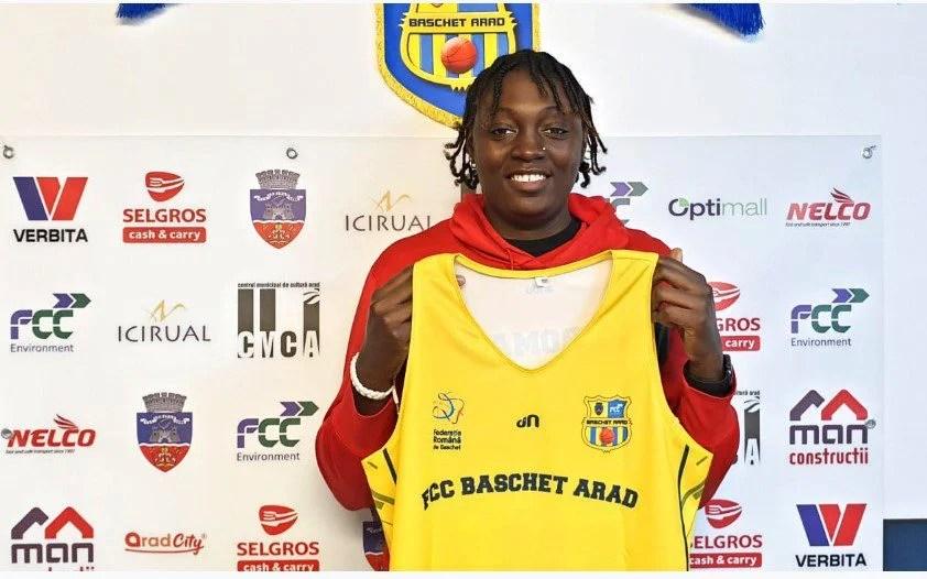 FCC Baschet Arad și-a luat pivot din WNBA!