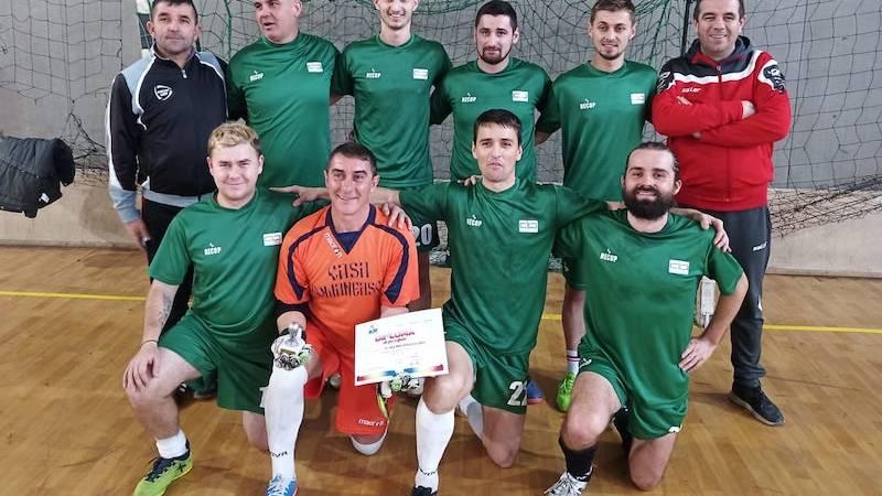 """Academia Brosovszky și-a adjudecat prima """"zonă"""" a campionatului județean de futsal"""