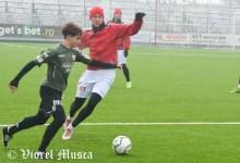 """Photo of Utiștii au făcut instrucție cu juniorii în primul amical al iernii, """"duble"""" pentru Miculescu și Lorenzi!"""