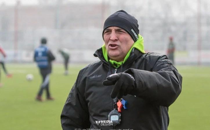 """Zanfir trage concluziile primei săptămâni și ale testului cu UTA U19: """"Încercăm mai multe formule de echipă, vom fi mai puternici în retur"""""""