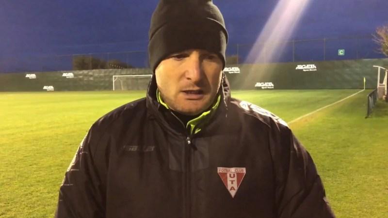 """Balint, total nemulțumit după eșecul UTA-ei cu Poltava U21: """"Unii dintre jucători trebuie să își schimbe atitudinea"""""""