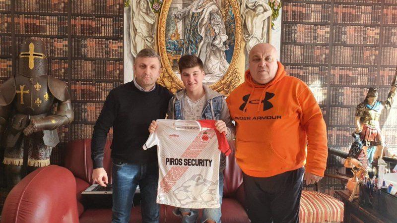 AC Piroș Security a perfectat patru transferuri pentru returul Ligii 1: Fundașul din Brașov joacă în UEFA Champions League la futsal!