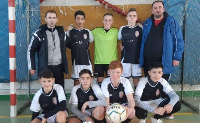 Socodor și Apateu și-au luat biletele pentru finala fotbalului școlar