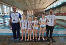 Photo of Medalii internaţionale pentru înotătorii de la CSȘ Gloria Arad