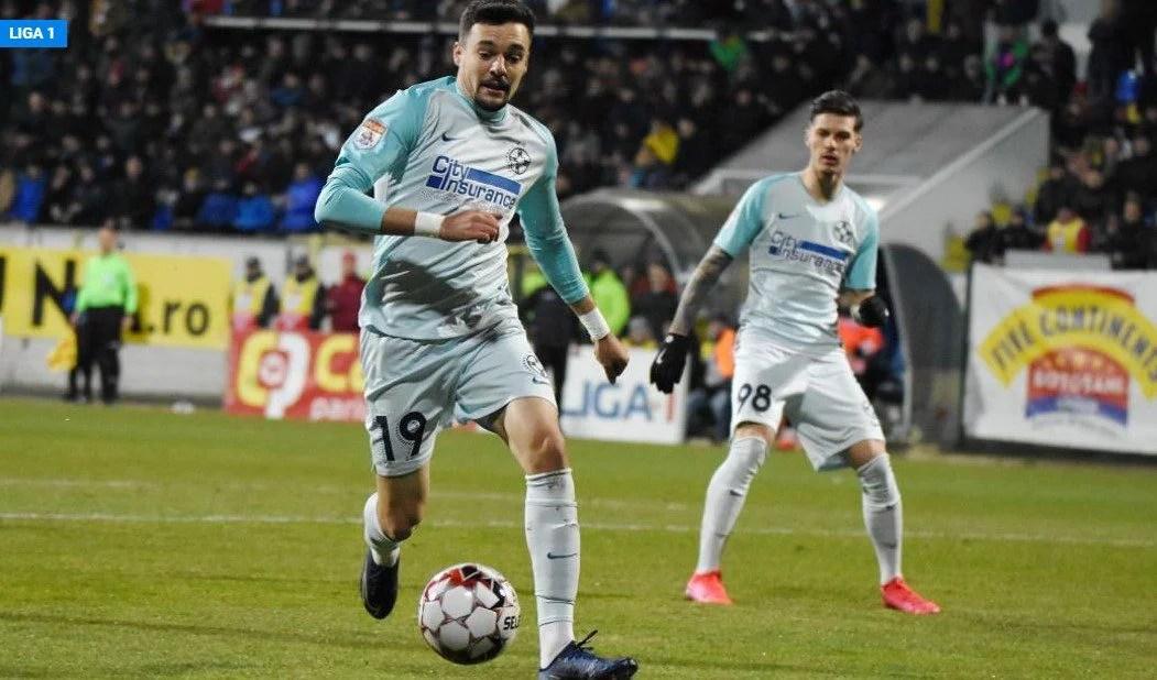 """Man și Oaidă au marcat cu Craiova, Petre a rămas pe bancă: """"Va fi un mare atacant, dar la ora asta nu e foarte bine pregătit"""""""