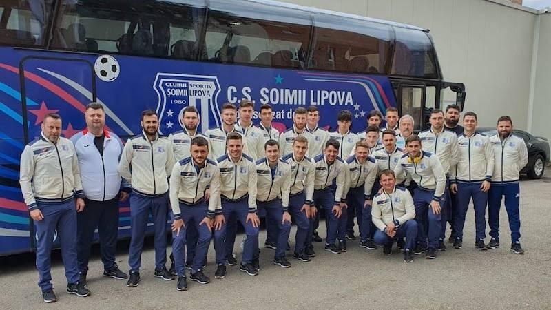 Livetext, ora 15: U Craiova 1948 – Șoimii LIpova 2-2 final