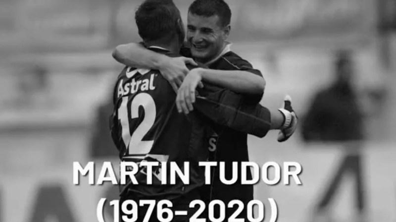 """Dispariția prematură a lui Martin Tudor îndoliază fotbalul românesc! Balint, despre fostul său coleg de la CFR: """"Un băiat extraordinar, un profesionist desăvârșit"""""""