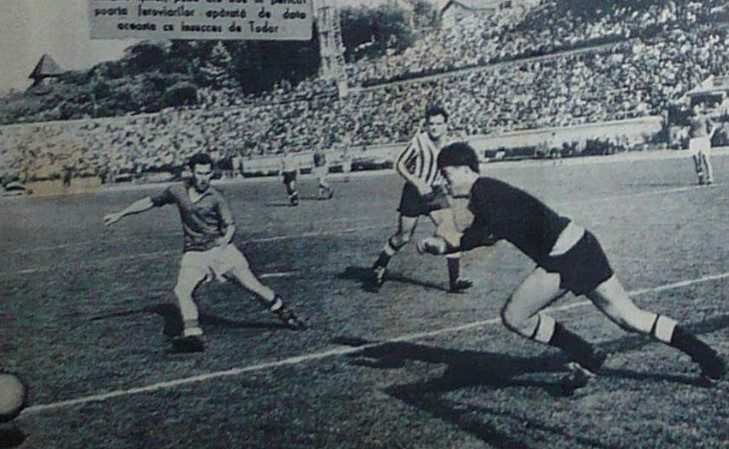 """UTA, așa cum și-o amintește un campion al ei din 1954, Iosif Szakacs: """"O echipă foarte valoroasă era în timpul nostru"""""""