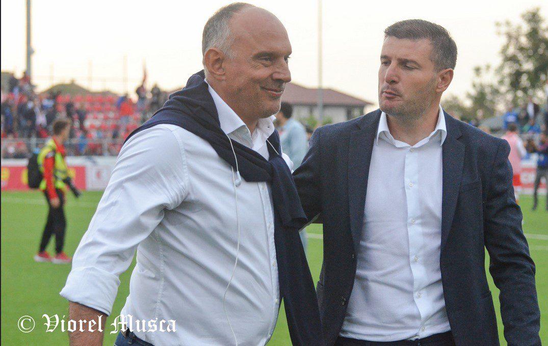 """Prunea îl atacă dur pe Burleanu, aducând în discuție și numele regretatului Adi Lucaci: """"Se duc oamenii peste ei dacă nu promovează UTA!"""""""