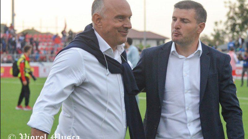 """Prunea nu îi recomandă lui Burleanu să meargă la meciurile UTA-ei cu stadionul plin: """"A vrut să-i nenorocească, dacă-l prind aia…"""""""