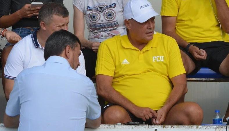 """Președintele Craiovei lui Mititelu – scenarist pentru reluarea Ligii a 3-a: """"Arbitraje și observări gratuite, iar o testare este suficientă!"""""""
